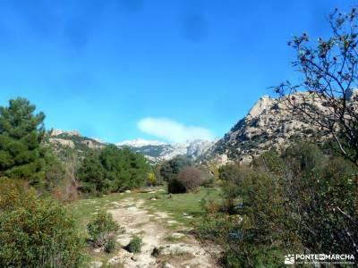 Cerro de La Camorza-La Pedriza;andorra senderismo herreria madrid sierra de madrid pueblos con encan
